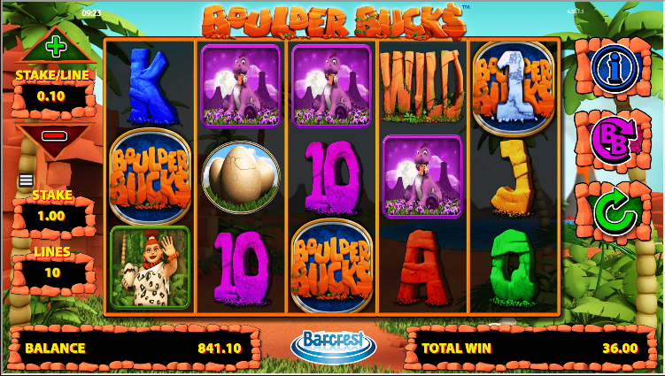 online casino review buck of ra