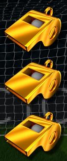 million pound goal whistle