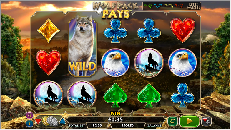 which online casino pays the best wolf spiele online