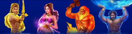 age of gods ff gods