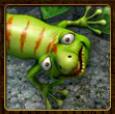 aztec treasures gecko
