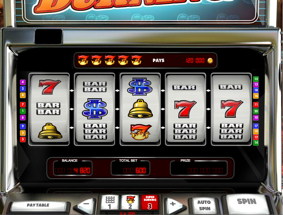 slots games online burn the sevens online spielen