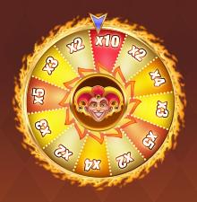 fire joker wheel