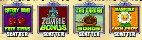 plants vs zombies icons