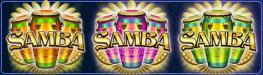 samba carnival bonus