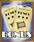 silent movie tickets
