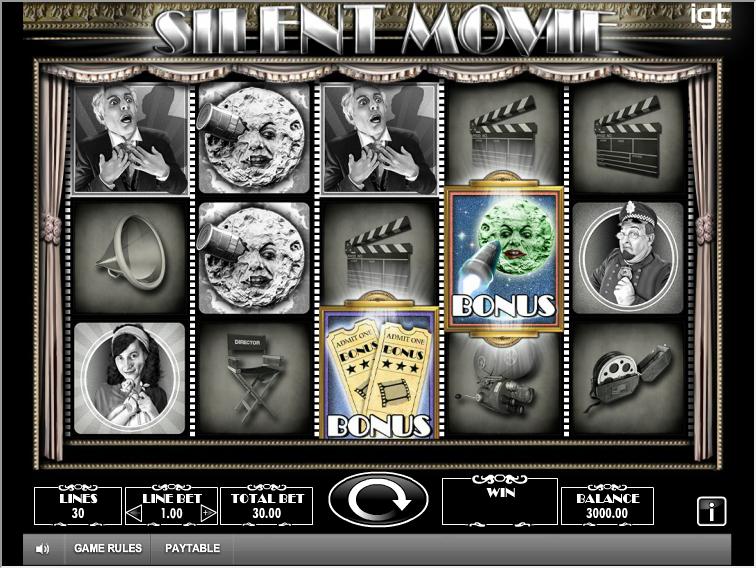 Spiele Silent Movie - Video Slots Online