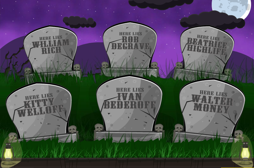 the ghouls graves