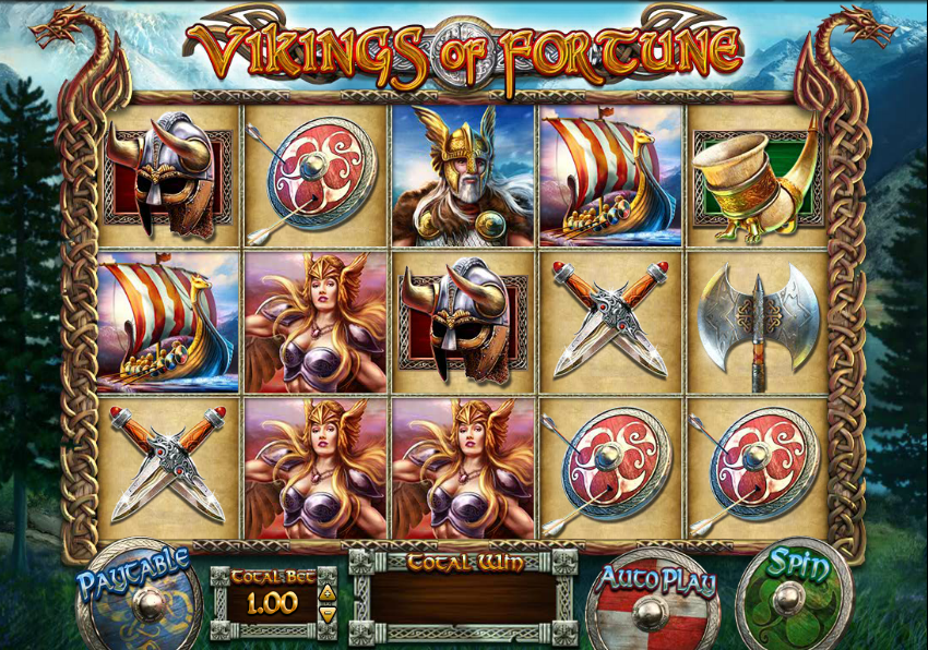 vikings of fortune screenshot