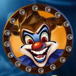 wicked circus joker
