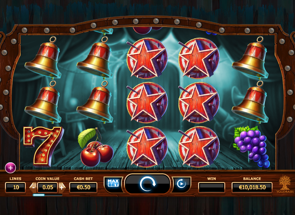 Wicked Circus Slots - Play Real Casino Slot Machines Online