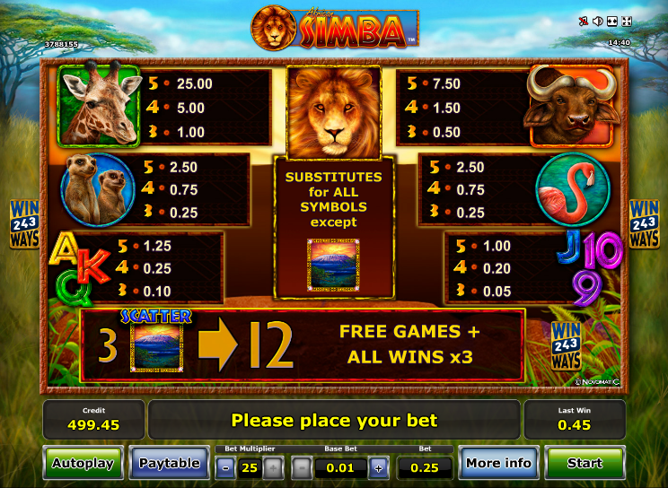 online slots real money simba spiele