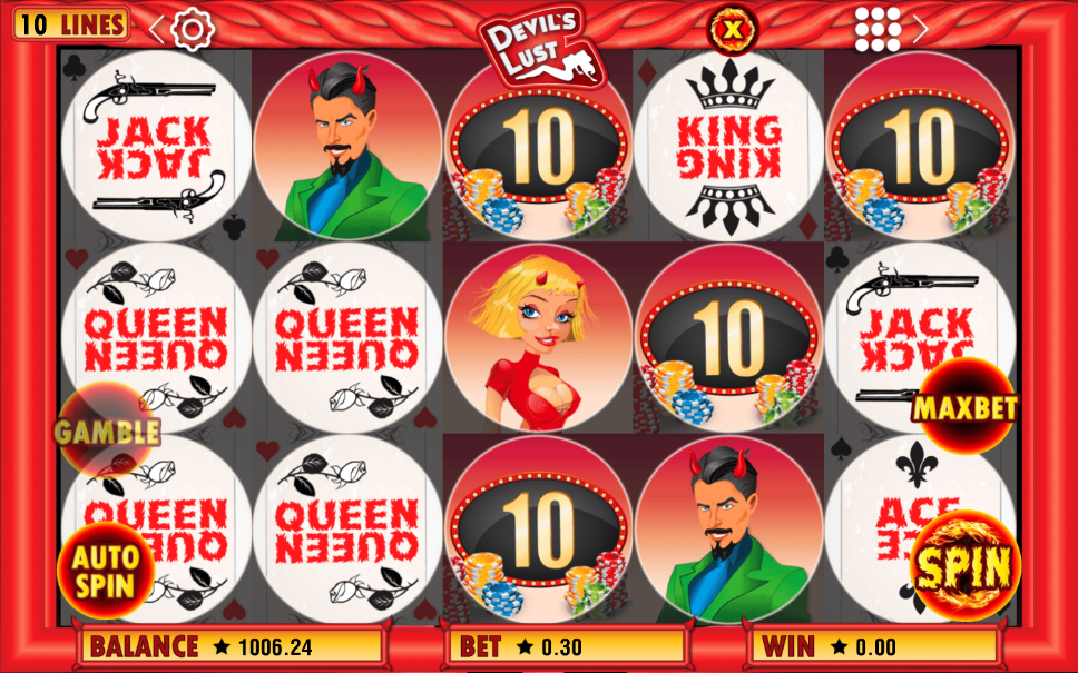 Devil Belles Slots - Read the Review and Play for Free