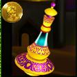 genies treasure coin