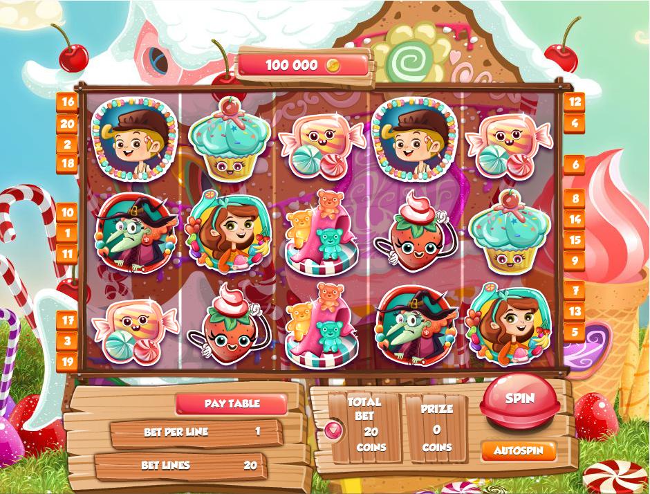 Spiele Hansel And Gretel - Video Slots Online