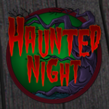 haunted night scatter