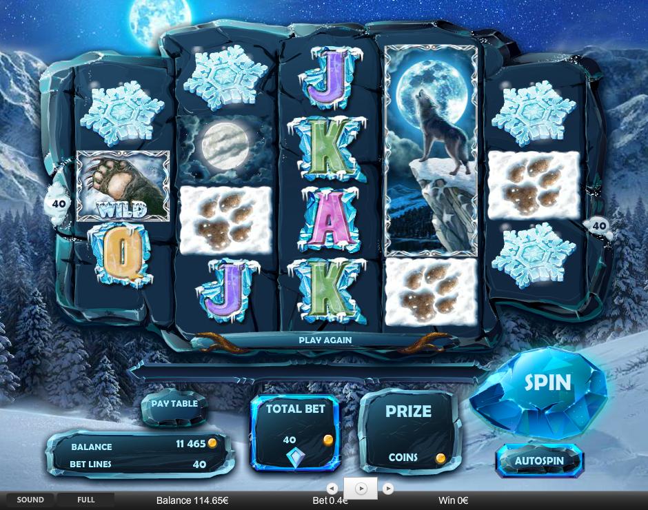 Spiele Siberian Wolf - Video Slots Online