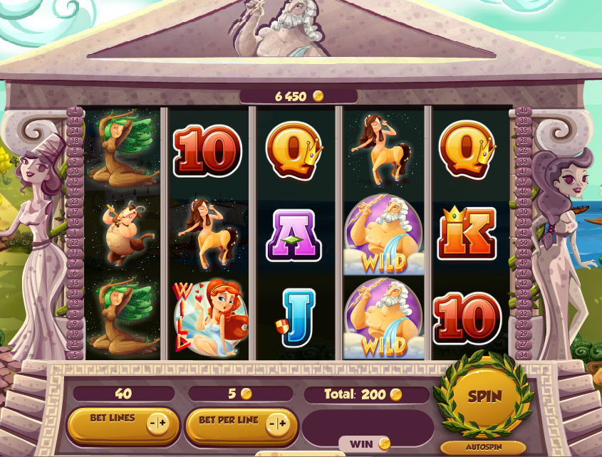 Play The Free Slot Olympic Slots With No Signup