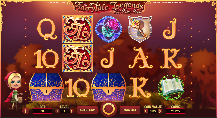 casino bet online red riding hood online
