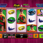 Batman & The Joker Jewels Slots Review