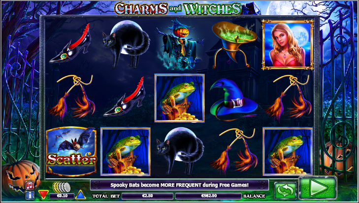 charms & witches screenshot