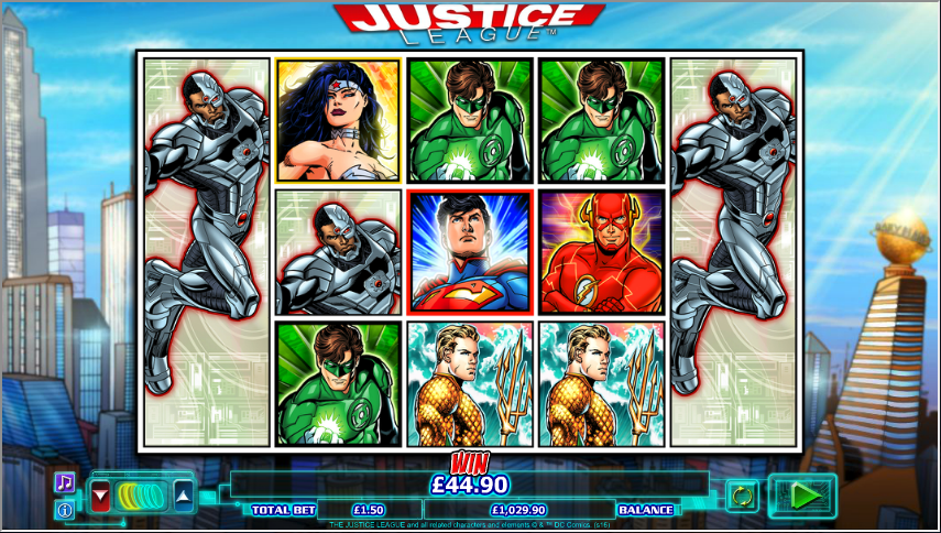 Justice Bao Slots - Play Online for Free or Real Money