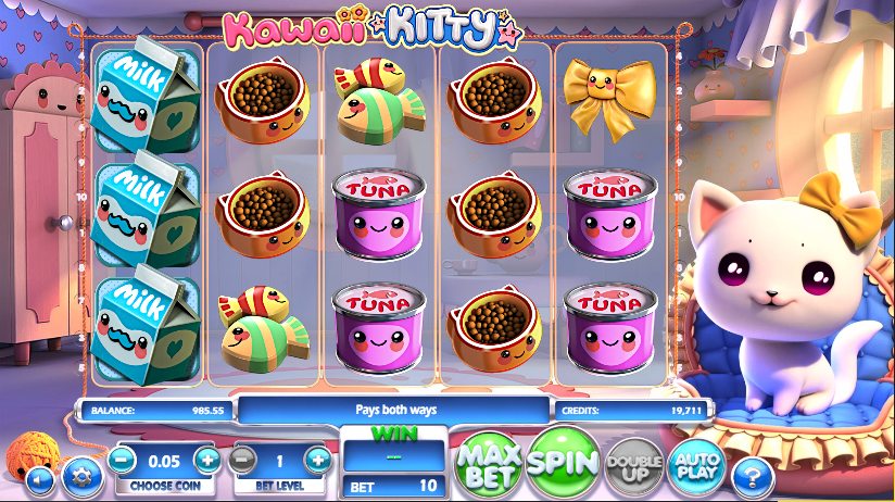 Spiele Kawaii Kitty - Video Slots Online