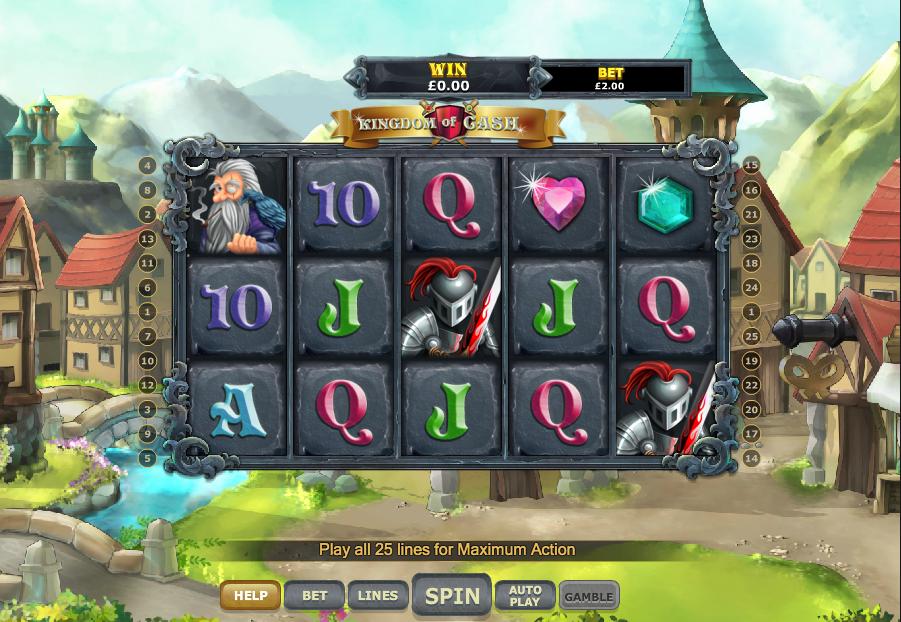 kingdom of cash screenshot