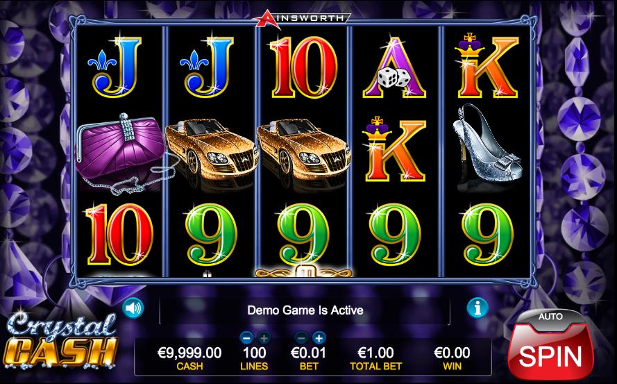 crystal cash screenshot