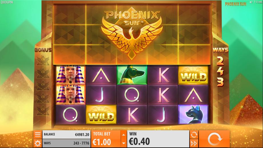 Spiele Phoenix Sun - Video Slots Online