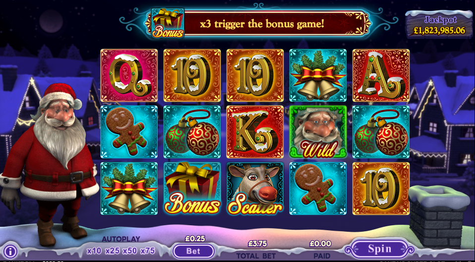 Spiele Santa Spins - Video Slots Online