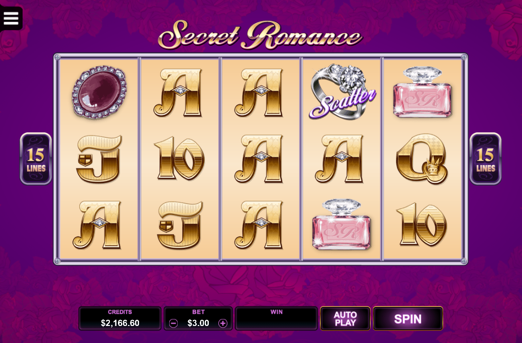 Secret Romance Slots - Play Free Casino Slots Online