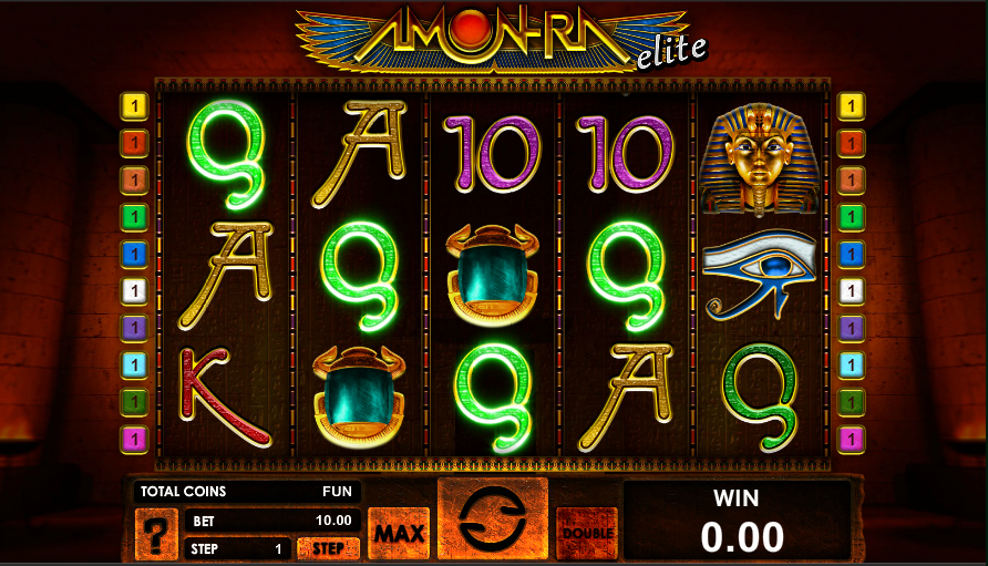 Amun Ra Slot - Play the Espresso Games Casino Game for Free