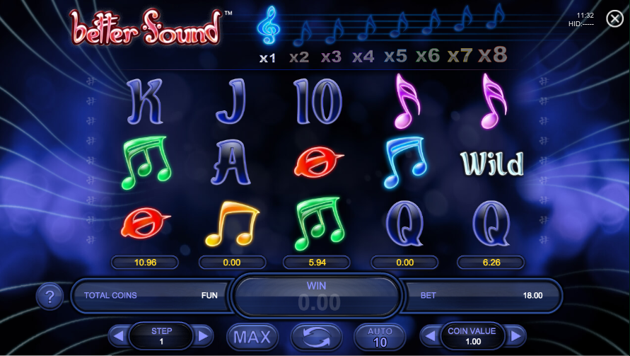 Better Sound Slots - Play this Game by Espresso Games Online