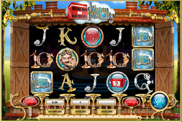 Deal or No Deal – Dream Factory Slots - Play for Free Now