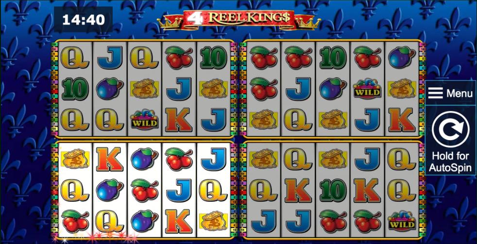 4 Reel Slots Online - Play Free
