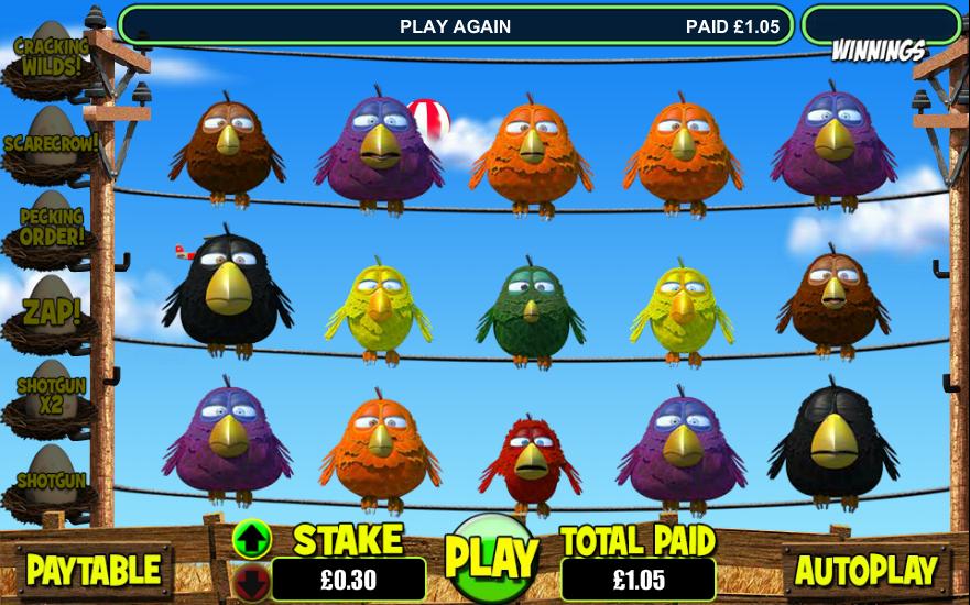 birdz screenshot