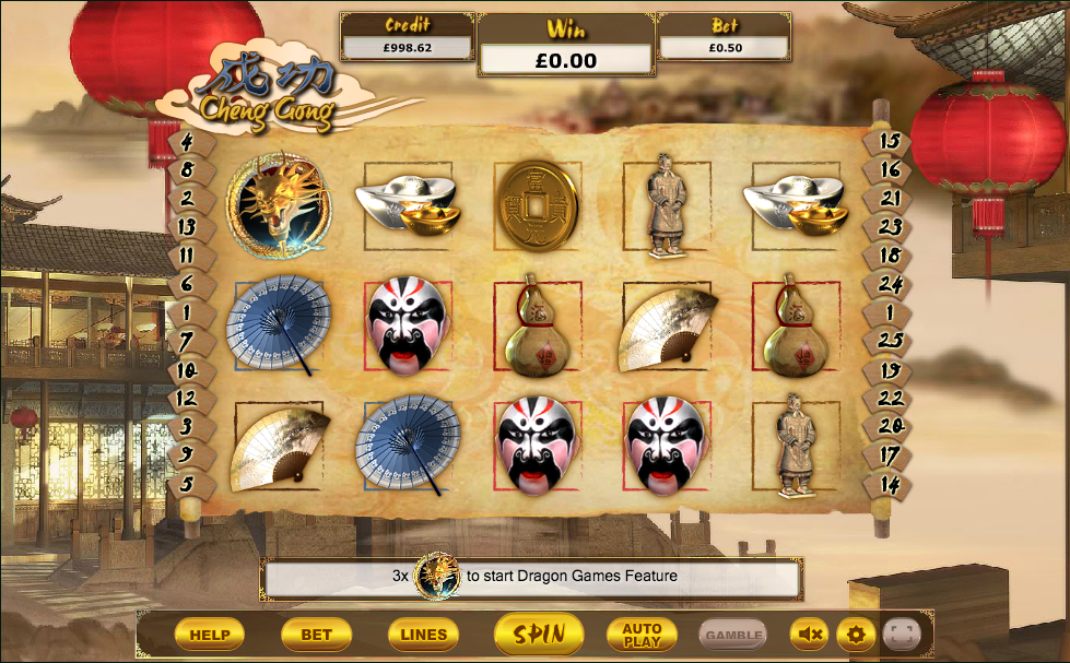 Cheng Gong Slots - Play Online for Free Instantly