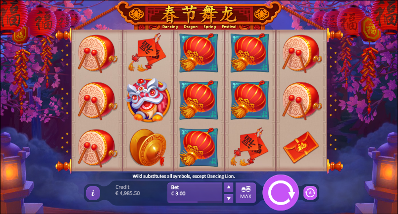 Dancing Dragons Slots Review & Free Online Demo Game