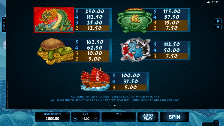 Emperor of the Sea Slots - Play Online for Free Instantly