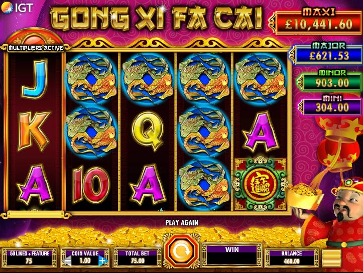 Spiele Gongxi Facai - Video Slots Online