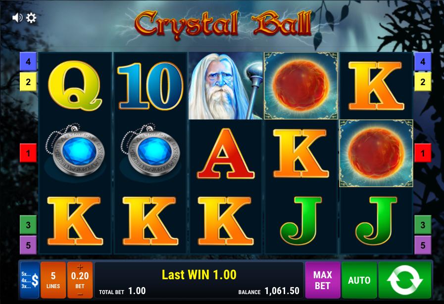 crystal ball screenshot