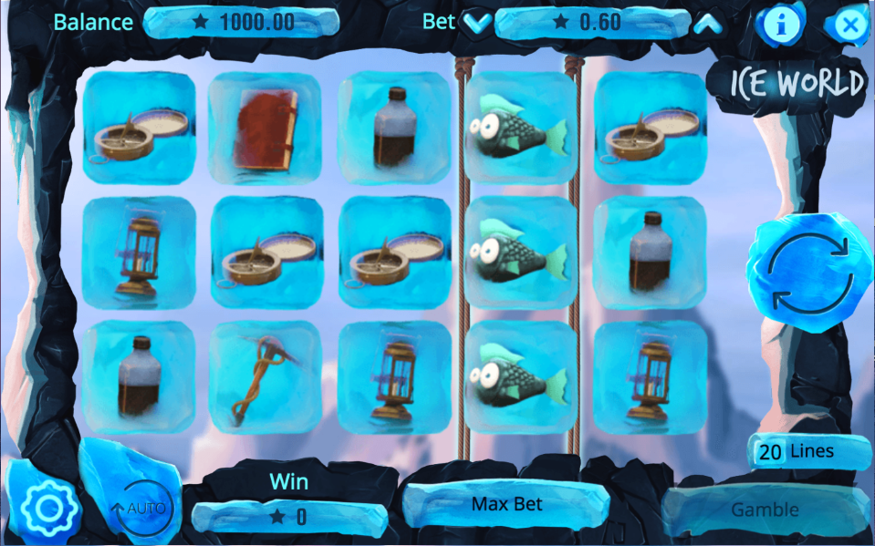 Ice World Slot Machine Online ᐈ Booming Games™ Casino Slots