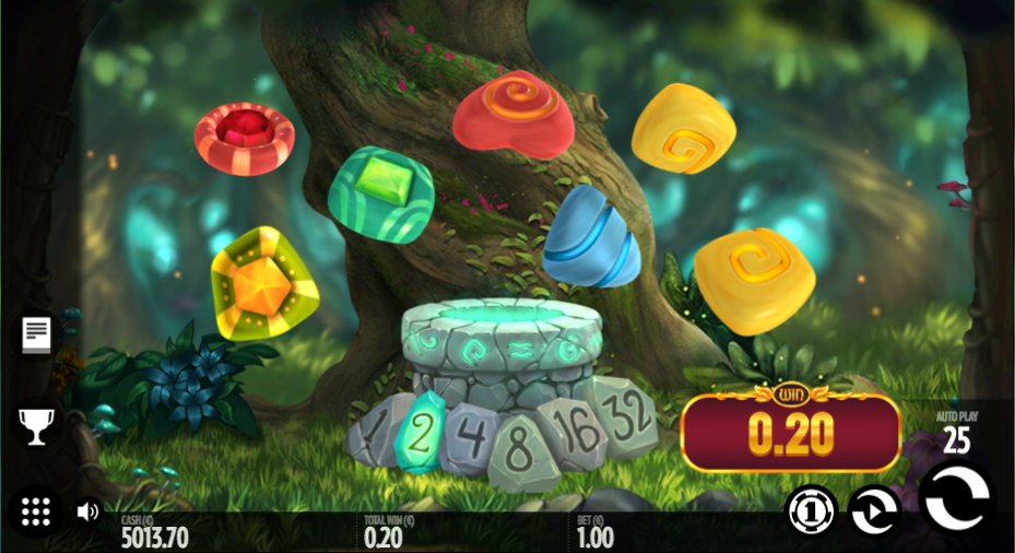 Well of Wonders Online Slot - Thunderkick Casino Slots - Rizk Casino