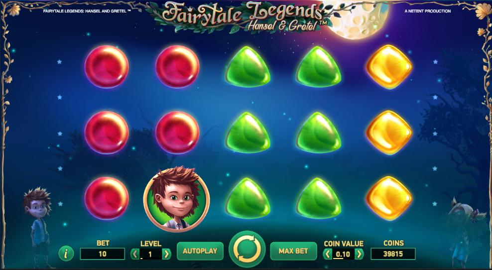Spiele Fairytale Legends: Hansel And Gretel - Video Slots Online