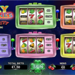 Lucky Machines Slots Review