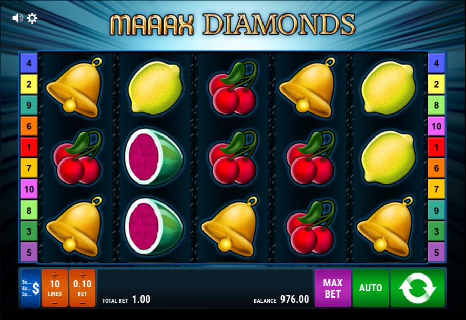 Spiele Diamonds Maaax - Video Slots Online