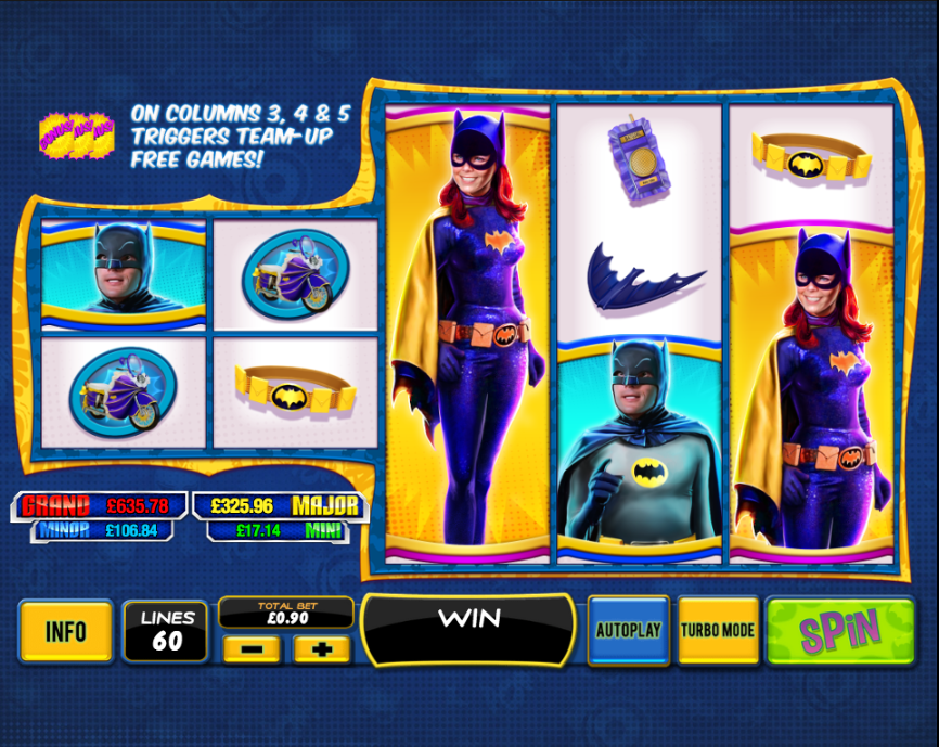batman & the batgirl bonanza screenshot