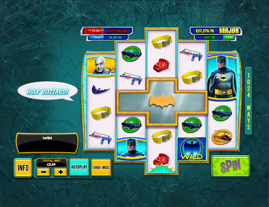 batman & mr freeze fortune screenshot