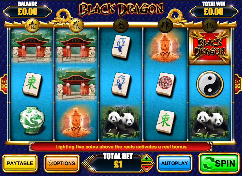 black dragon screenshot